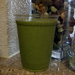 Green Healing Hemp Smoothie (It tastes great!)