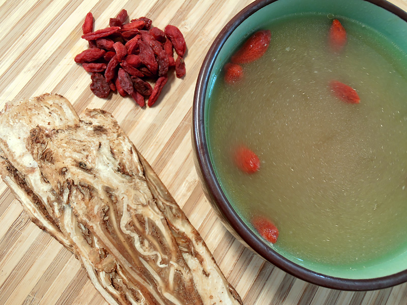 CannaTonic Soup–Menopause, PMS and Cramps