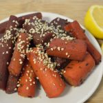 Ital is Vital for Food Allergies! Jerk Seasoned Carrots with Hemp Seeds Recipe