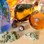 How much cannabis should there be in cannabis lotion and other spa products?
