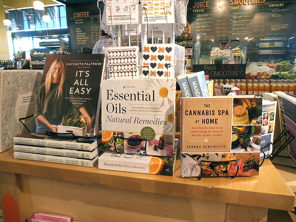 The Cannabis Spa at Home Now Available at Whole Foods!